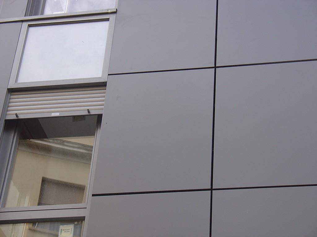 Detalle panel composite