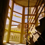 Detalle desde escalera