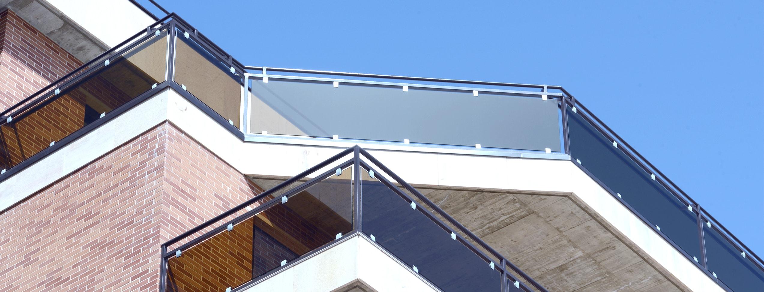 Seguridad balcones