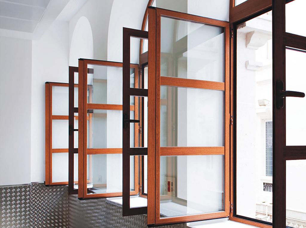 C mo afecta el color de las ventanas a tu decoraci n anusa for Colores de aluminio para ventanas